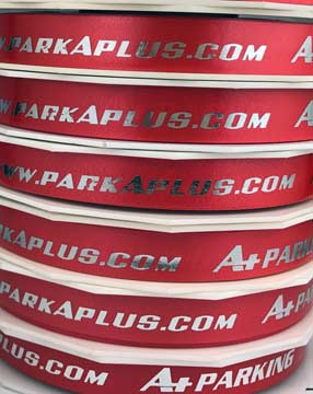 5/8 Personalized Acetate Ribbon