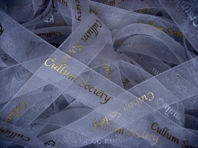 Chiffon Personalized Ribbon