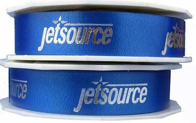 7/8 Personalized Acetate Ribbon