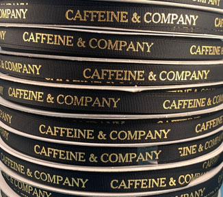 Grosgrain Personalized Ribbon
