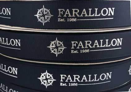 Personalized Grosgrain Ribbon